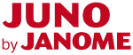 juno by janome logo